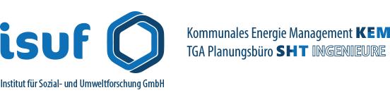 isuf - Institut für Sozial- und Umweltforschung GmbH - Logo